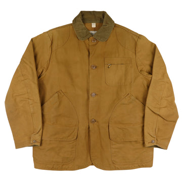 1970s LL Bean Duck Canvas Hunting Style Chore Jacket 40