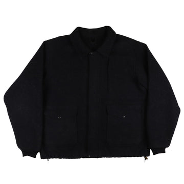 1990s Filson Wool Mackinaw Bomber Jacket 2XL