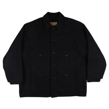 1990s Filson Wool Double Mackinaw Cruiser Jacket 48