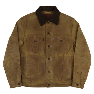 2010 Filson x Levi's Tin Cloth Trucker Jacket M