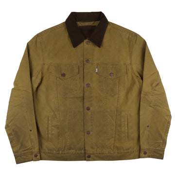 2010 Filson x Levi's Tin Cloth Trucker Jacket XL