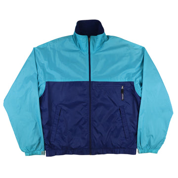 1990s Patagonia Colour Blocked Full Zip Jacket M