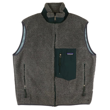 1998 Patagonia Retro X Deep Pile Fleece Vest L