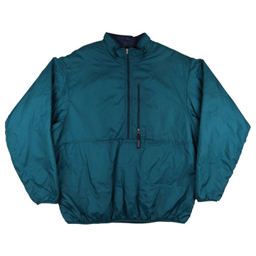 1990s Patagonia Half Zip Insulated Puffer Jacket 2XL