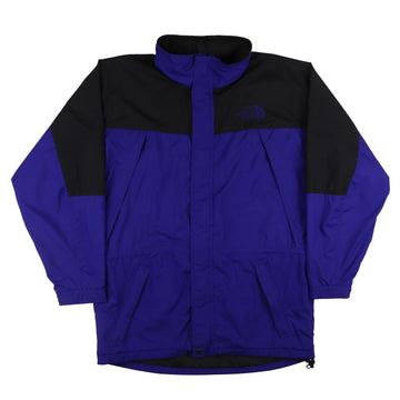 1990s North Face Mountain Light Hooded Jacket M