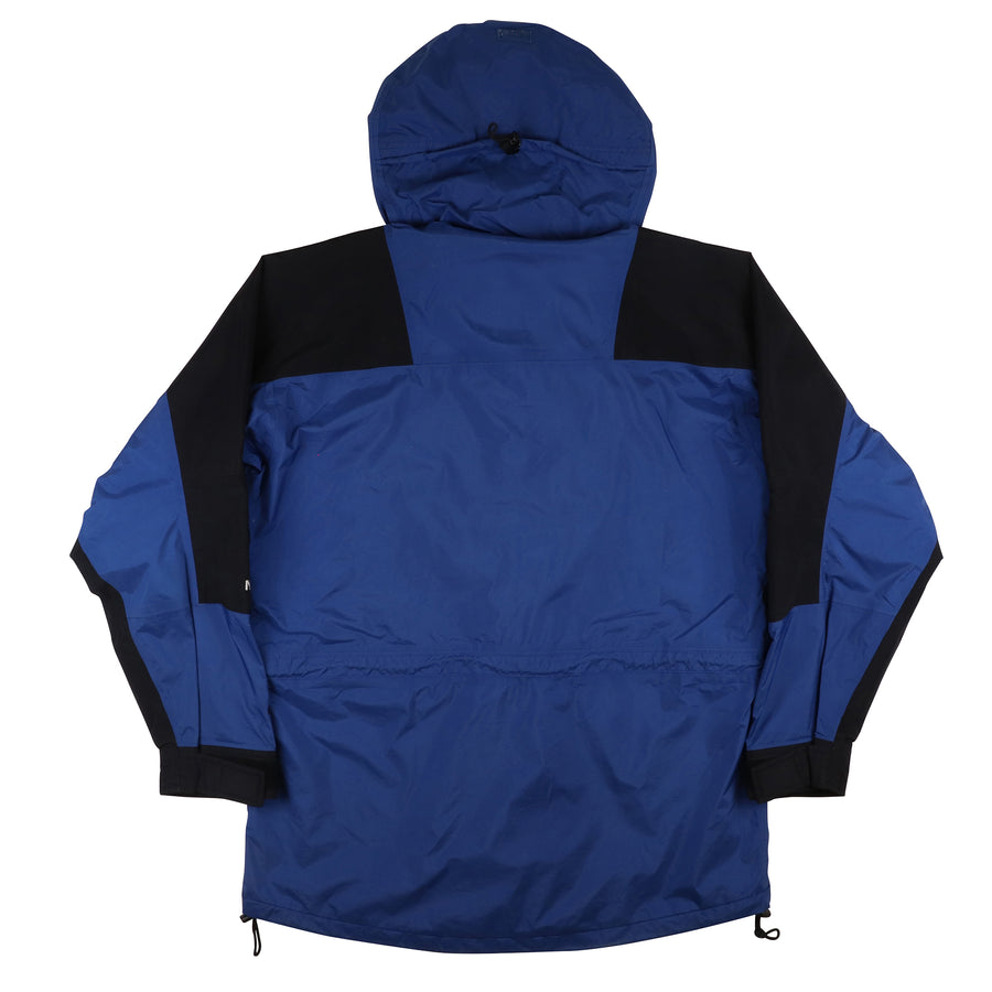 1990s North Face Mountain Light Gore-Tex Hooded Jacket L