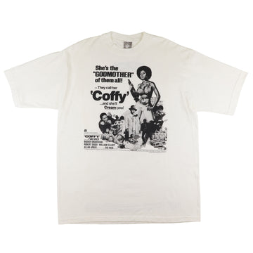 1990s Not From Concentrate Coffy She'll Cream You T-Shirt XL