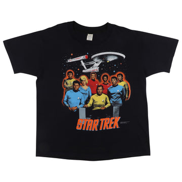 1991 Star Trek Original Cast T-Shirt XL