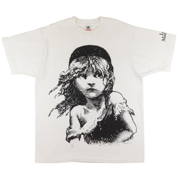 1986 Les Miserables Musical T-Shirt XL