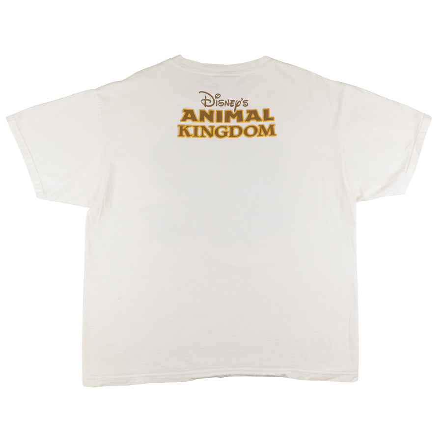2000s Disney Animal Kingdom Amusement Park T-Shirt XL