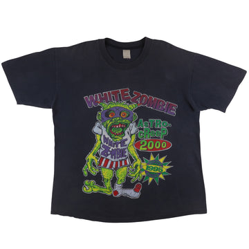 1995 White Zombie Astro Creep 2000 USA Tour T-Shirt XL