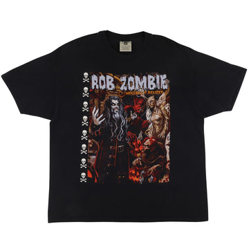 1998 Rob Zombie Hellbilly Deluxe T-Shirt XL