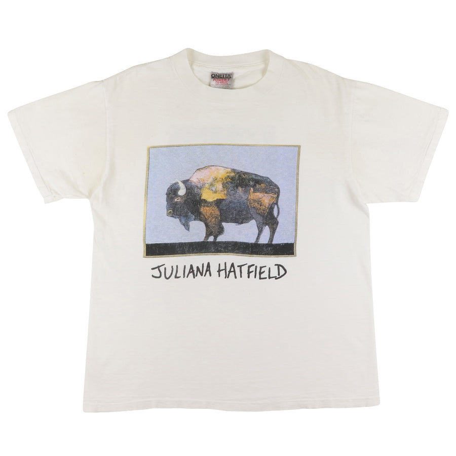 1995 Juliana Hatfield Only Everything Tour T-Shirt M