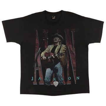 1994 Alan Jackson Who I Am Tour T-Shirt XL