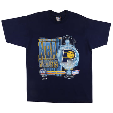 1999 Indiana Pacers NBA Playoffs Eastern Conference T-Shirt L