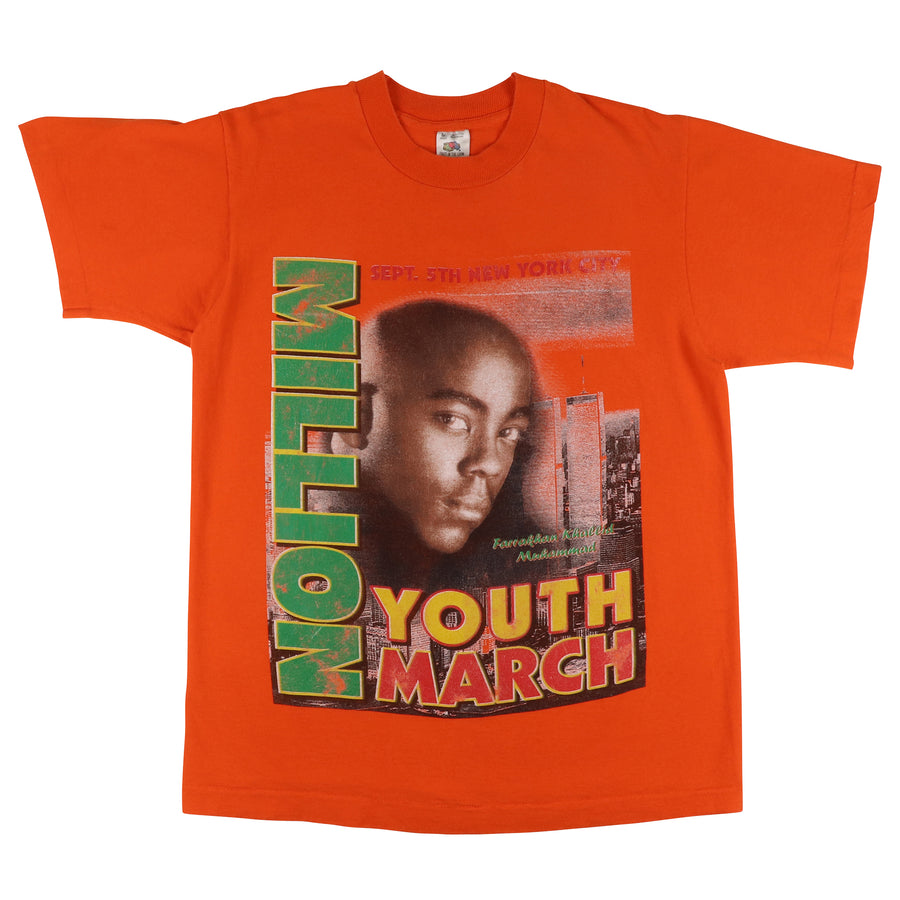 1998 Million Youth March T-Shirt M