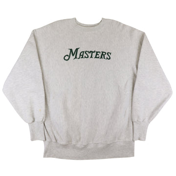 1990s Masters Golf Tournament Reverse Weave Sweatshirt XL