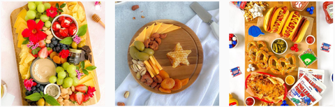 Charcuterie Boards by GrazinThroughLife