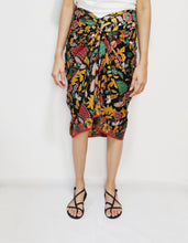 Load image into Gallery viewer, Nila skirt - Taman black