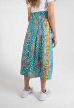 Load image into Gallery viewer, Jasmine Midi Skirt - Turquoise