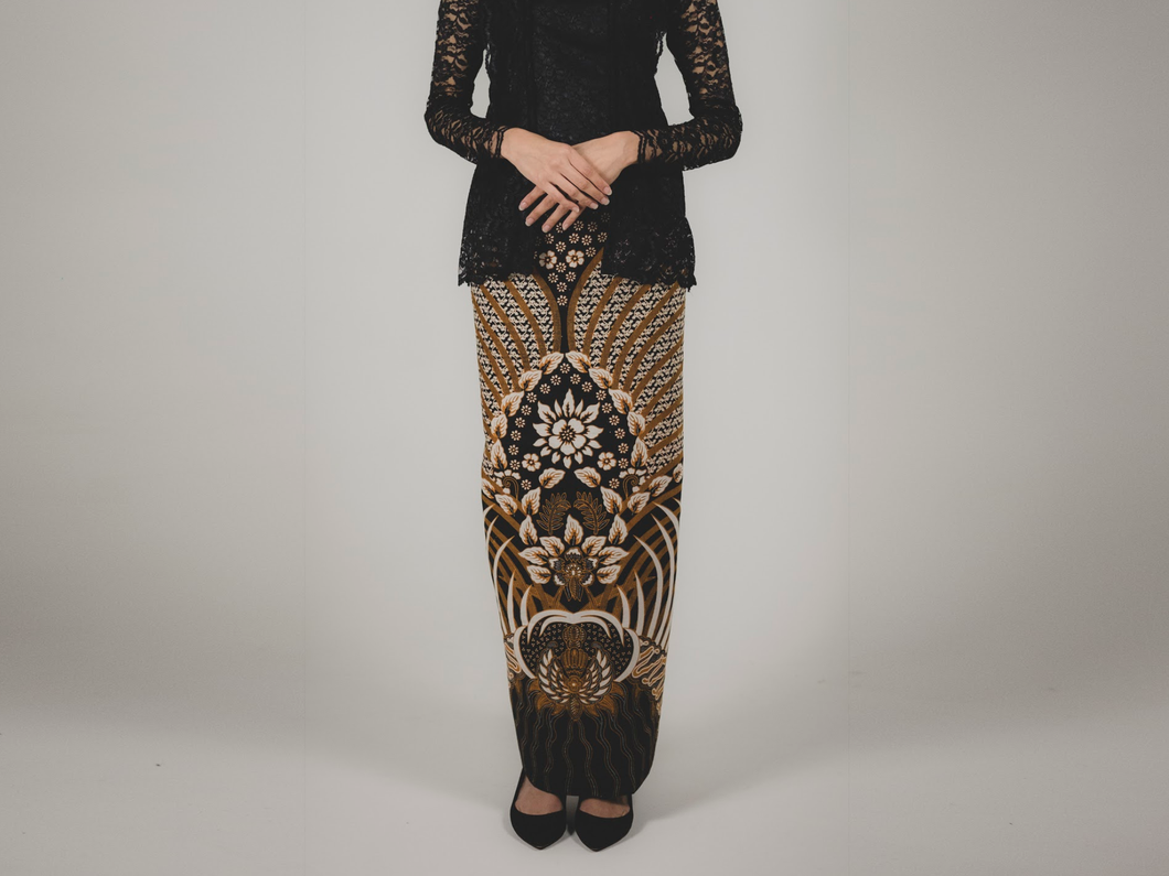 Wrap skirt in Jawa