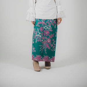 Wrap skirt in Nyonya
