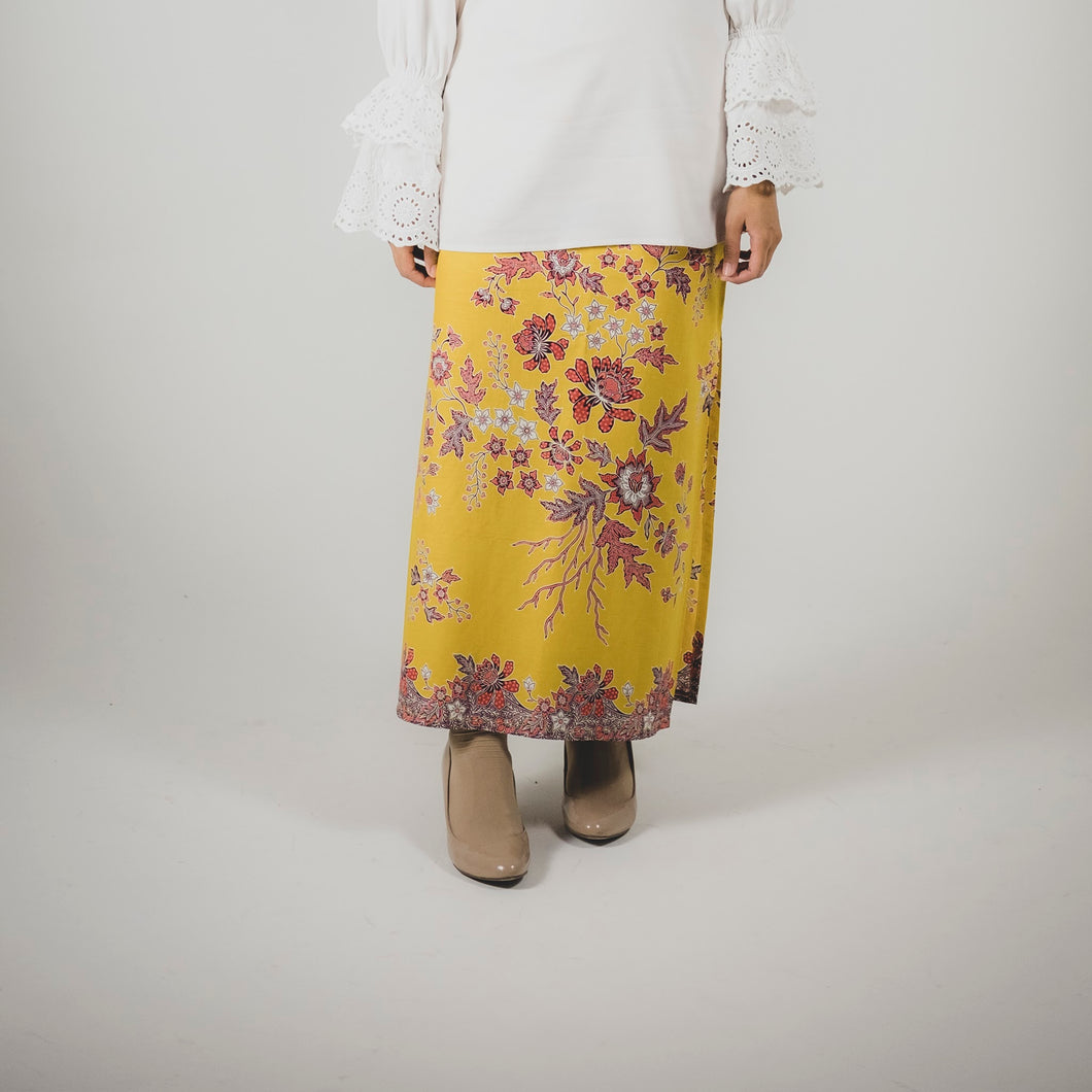 Wrap skirt in Nyonya (PROMO)