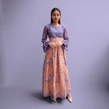 Load image into Gallery viewer, High waisted maxi skirt - Rapunzel