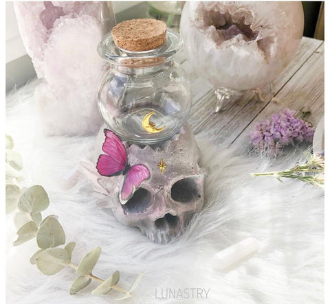 Luna Potion Jar