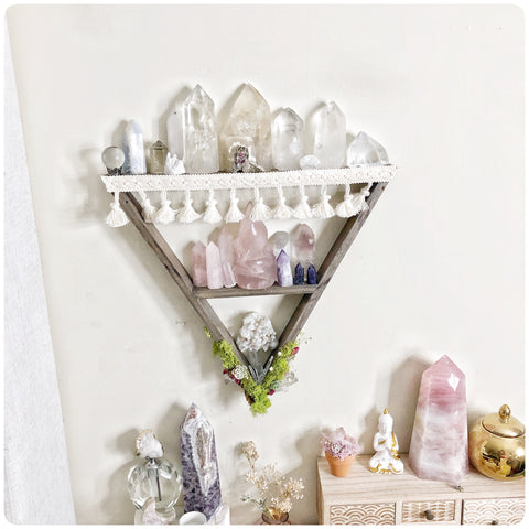 Lunastry Boho Shelf