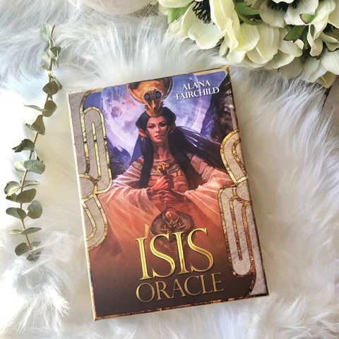 Egyptian Isis Oracle Deck