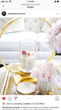 Luna Luxe Romance Candle