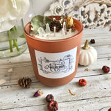 Hello Autumn soy wax candle
