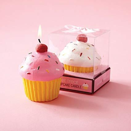 Twos Company Cupcakes Candelights [Kitchen]