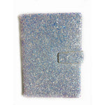 Bari Lynn Glitter Blue Notebooks