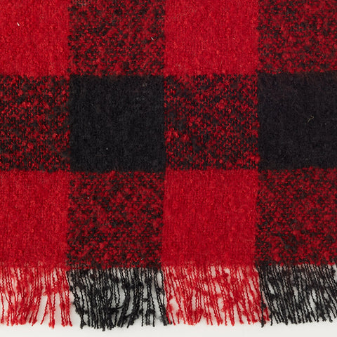 Twos Company Super Soft Plaid Throw Blanket - Buffalo Check