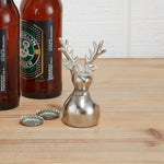 Twos Company Deer Cheer Bottle Opener