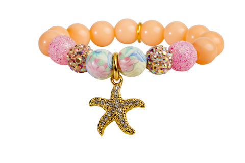 Heart Me Accessories Palm Beach Bracelet Starfish Charm