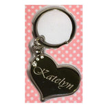 Marie Chantal A Woman luxurious Gift Key Ring - Names Start with B