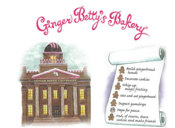 Ginger Betty University