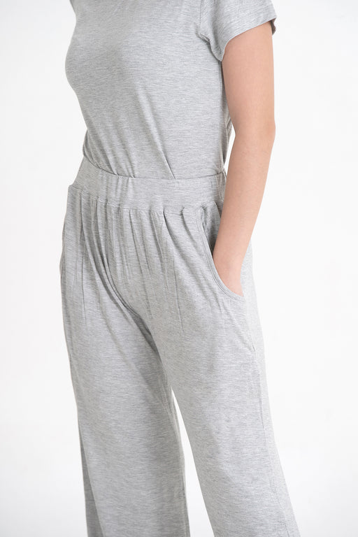 Bamboo Lounge Pants - Gray