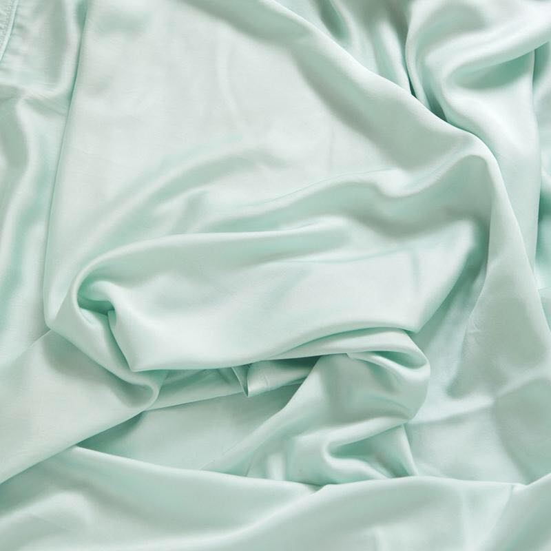 Earth Friendly Bamboo Sheets - Mint