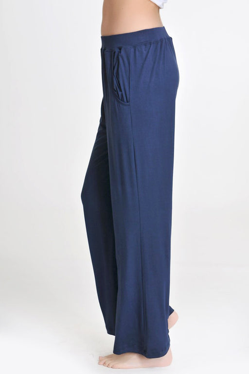 Bamboo Lounge Pants - Navy