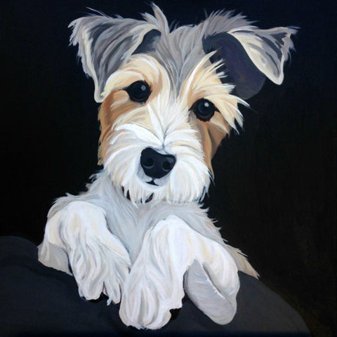 "Custom Pet Portrait 20"" x 24"""