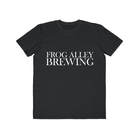 Frog Alley Brewing Men's Lightweight Fashion Tee