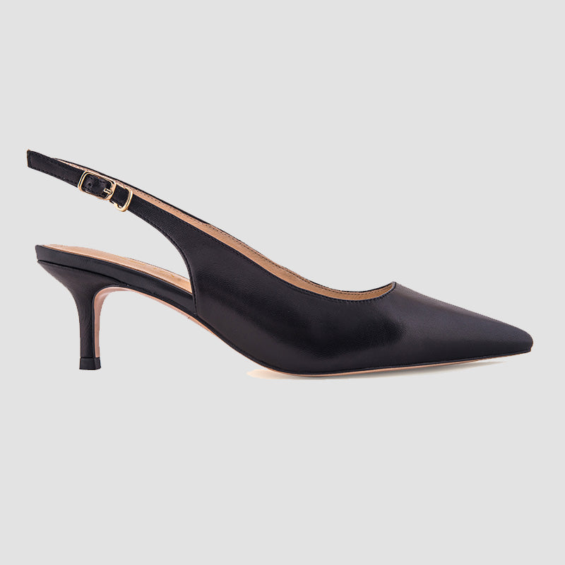 Women heel Gwenith Pump