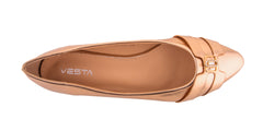 Slip-on Ballet Round Toe Shoes