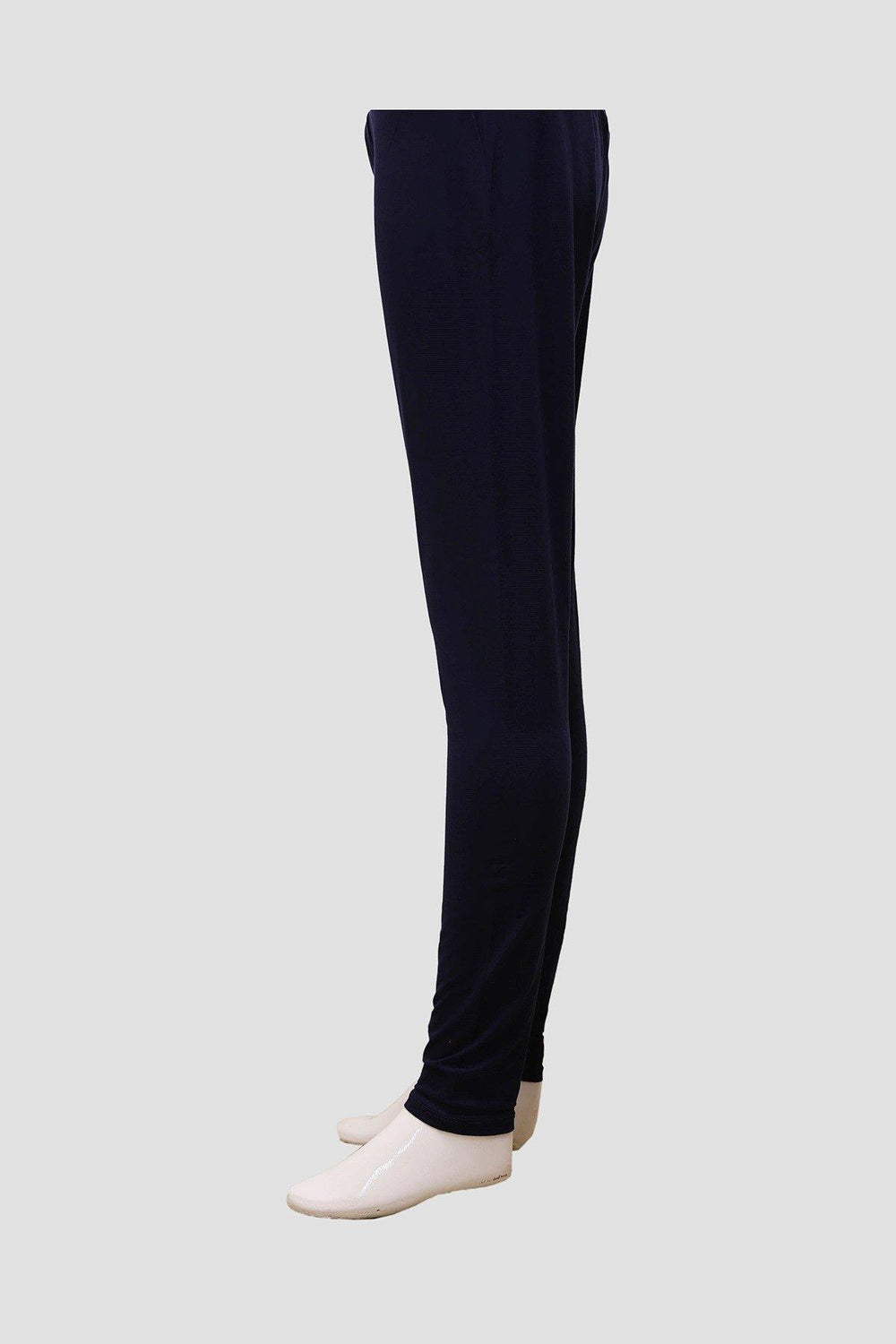 Cotton Tights - Navy Blue