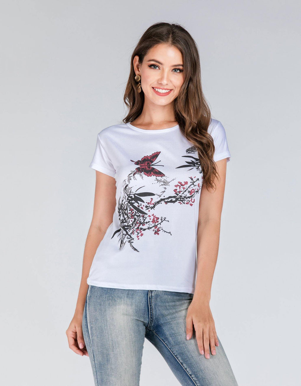 Flying Bird Tee