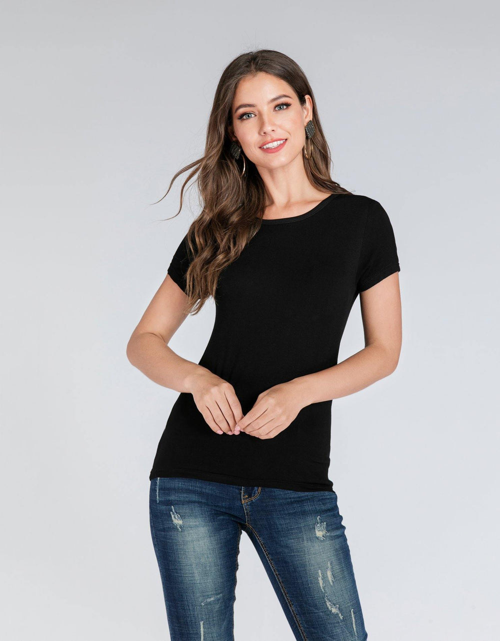Basic Short Sleeves T-Shirt